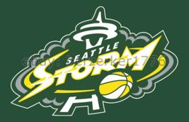 Seattle Storm WNBA 3'x5' green Flag Sue Bird Breanna Stewart USA seller shipper - $25.00