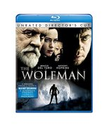The Wolfman Unrated Director's Cut (Blu-ray Disc, 2014) - $3.95