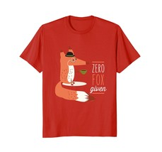 Fox T-shirt - Zero fox given - $17.99+