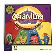 Cranium Board Game Adult By Hasbro 2008 - NEW - Box Shows Shelf Wear - $13.84
