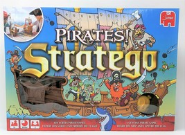 Jumbo Stratego Pirates - The Big Strategy Game For Kids Toy - $27.13