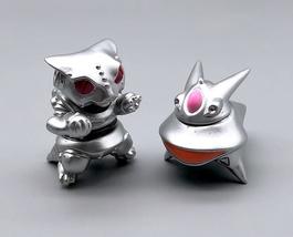 Max Toy Mecha Nekoron and Spaceship Set image 2