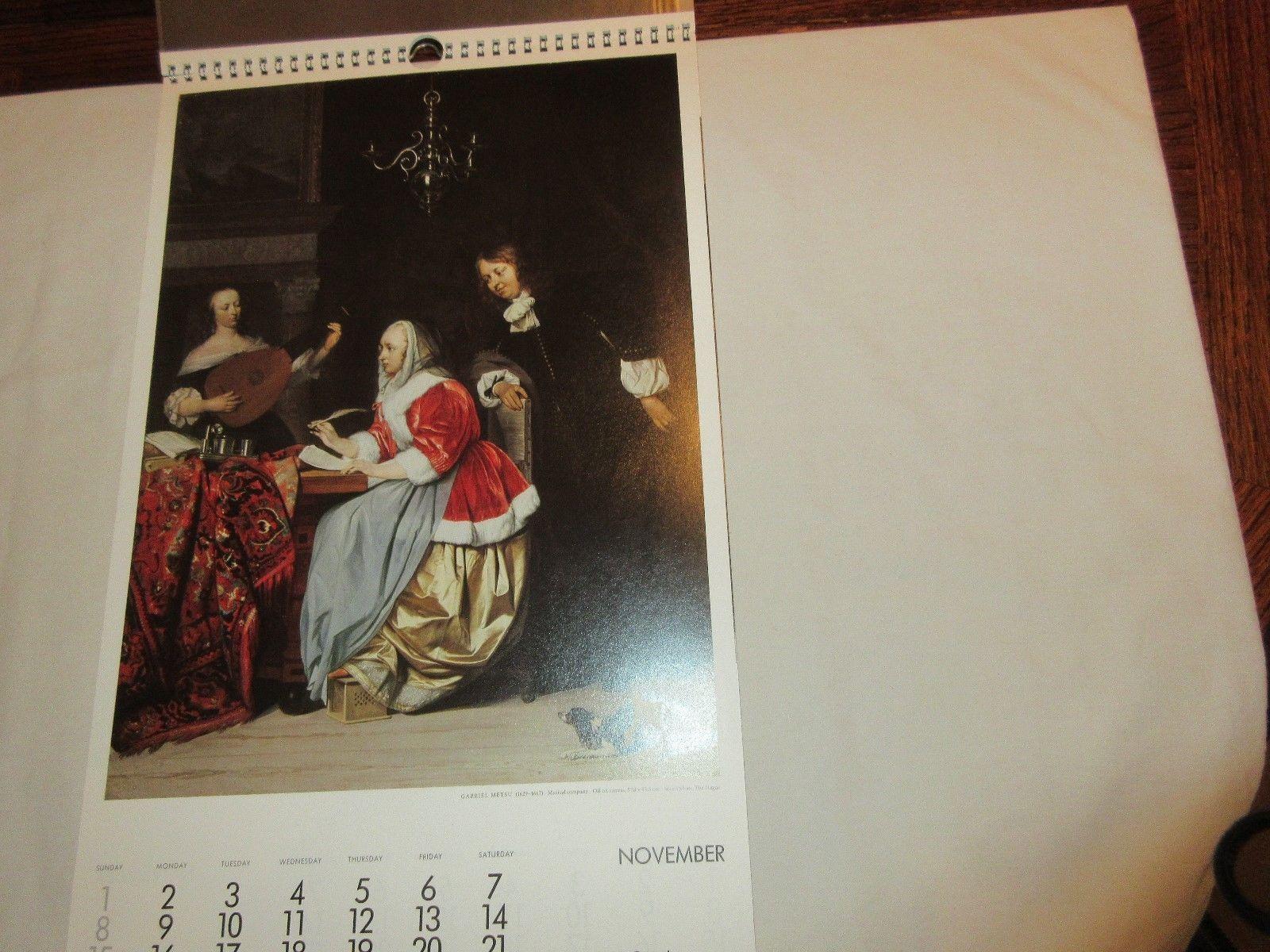 Rx , Pharmacy , Calendar , Hoechst-Roussel Pharmaceuticals Inc.,1987 , Vintage image 9