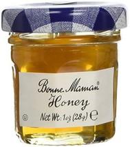 Bonne Maman Honey Mini Jars - 1 case, 60 jars, 1 oz each Kosher - $108.23