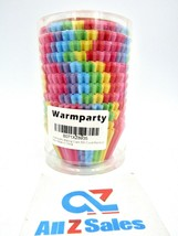 Warmparty Baking Cups Cupcake Liners, Standard Sized, 300 Count (Rainbow... - $14.80