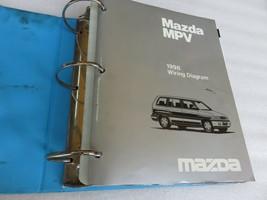1998 Mazda MPV Service Repair Manual OEM Factory Dealership Workshop Set - $22.09