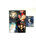 Buffy the Vampire Slayer - Seasons 1, 2, 3, 5 & 7 - Box Sets Multi Disc ... - $51.21