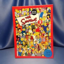 The Simpsons Trivia Game 2 by Cardinal. - $14.00