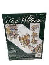 "Elsa Williams Birdhouse Bellpull Cross Stitch Kit-#02093 7""x29"" - $18.69"
