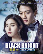 KOREAN DRAMA Black Knight:The Man Who Guards Me 1-16 End Eng sub Ship From USA