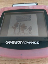 Nintendo Game Boy Color Disney Winnie The Pooh Adventures In The 100 Acres Woods image 2