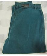 Rocky Mountain Clothing Sz 13 29 X 32 Womens Jeans Vintage Mom Teal Heav... - $44.99