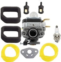 Shnile Carburetor Carb Compatible with Ryobi RY252CS RY253SS RY251PH RY254BC Mod - $12.89