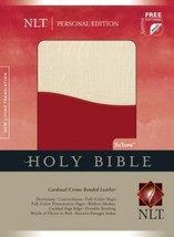 HOLY BIBLE NLT, PERSONAL EDITION, TUTONE PERSONAL EDITION BIBLES - $21.99