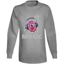 Monster Music Head Phones Long Sleeve T Shirt image 11