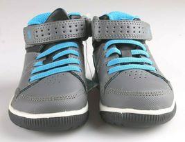 Surprize Von Stride Rite Memory Foam Grau Blau Damarian Hi Top Sneaker Shoes Nwt image 5