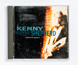 Kenny Wayne Shepherd - Ledbetter Heights - Blues Rock Music CD - $4.15