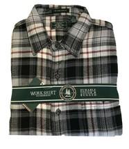 G.H. Bass & Co. Men's Flannel Plaid Work L/S Shirt Castle Rock - $29.99