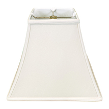 """Royal Designs BSO-715-10WH Square Bell Basic Lamp Shade, 5"""" x 10"""" x 9"""", ... - $39.95"""