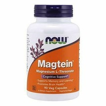NOW Supplements, Magtein™ with patented form of Magnesium (Mg), Cognitiv... - $32.53