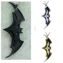 Batman Sign Necklace, Comics, Marvel - $4.99