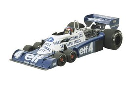 Tamiya 1/20 Grand Prix Collection Series No.53 Tyrell P34 1977 Monaco GP... - $41.99