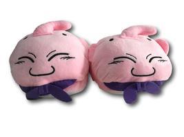 Dragon Ball Z Majin Buu Soft Plush Slippers Winter Indoor Shoes 28cm - $9.99
