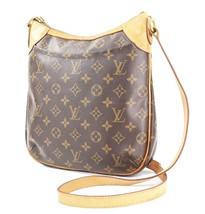 Authentic LOUIS VUITTON Odeon PM Monogram Shoulder Tote Bag Purse #32116 - $829.00