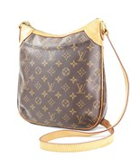 Authentic LOUIS VUITTON Odeon PM Monogram Shoulder Tote Bag Purse #32116 - $829.00
