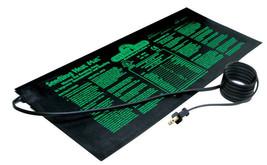 """Hydrofarm Propagation Mat 17 w. Seedling Jump Start Heat Mat 9"""" x 19.5"""" ... - $29.99"""