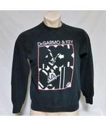 VTG 80s DeGarmo & Key Boycott Hell Sweatshirt Christian Rock Tour Jesus ... - $49.99
