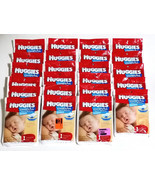 Huggies Disposable Changing Pads 23 Individually Wrapped Disney Winnie t... - $21.99