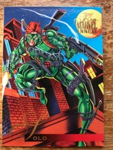 Marvel Flair Annual 1995 #73 Solo Single Card - $4.99
