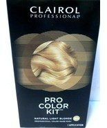 Clairol Professional Pro Color Kit Hair Color Natural Light Blonde 8N NEW! - $3.98