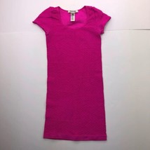 Forever 21 Women's Small Pink Body Fit Shift Dress - $16.81
