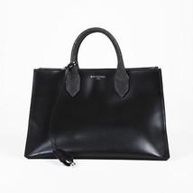 "Balenciaga Black Calfskin Leather ""Extra Small Nude Work"" Bag - $810.00"