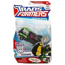 Hasbro Transformers Animated Deluxe:Lockdown - $71.33