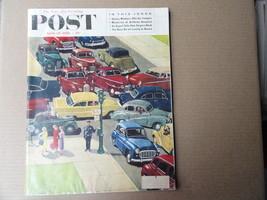 Saturday Evening Post Magazine April 28 1956 Complete - $12.99