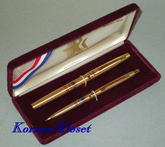 1984 Olympics Limited Edtion Pentel Pen & Pencil Set in Case - $66.71