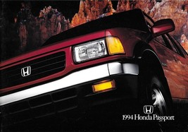 1994 Honda PASSPORT sales brochure catalog US 94 LX EX - $8.00