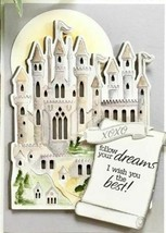 Hero Arts Paper Layering Castle Fancy Die #D1682 - PERFECT FOR CARD MAKING! image 2
