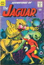 Adventures of the Jaguar #2 VG; Radio | low grade comic - save on shippi... - $9.25