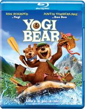 Yogi Bear (2010/Blu-Ray/DVD/Dc/Combo)
