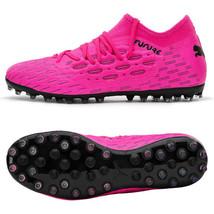 Puma Future 6.3 Netfit MG Football Boots Soccer Cleats Pink 10619103 - $106.99