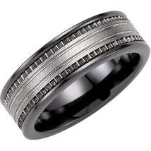 Men's  Tungsten Wedding band - $139.00