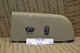 2004-2008 Ford F150 Right Front Passenger Switch OEM 4L3414B132ACW Box 3 136-9e1 - $13.98