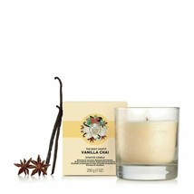 The Body Shop Limited Edition Vanilla Chai 7.0 Ounces Scented Candle - $24.95