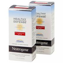 Neutrogena Healthy Defense Daily Moisturizer SPF 50 Sunscreen, 1.7 OZ. P... - $31.84