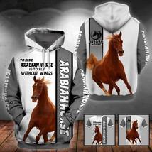 Unisex Horse Sp0801 Hoodie 3D Hoodie All Over Print - $49.99