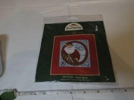 Santa Claus 2009 Cross Stitch Kit Mill Hill Jim Shore Christmas JS14-9201 NOS - $20.83
